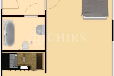Prodej bytu 1+kk, OV, 33m2, ul. Běhounkova 2344/27, Praha 5 - Stodůlky