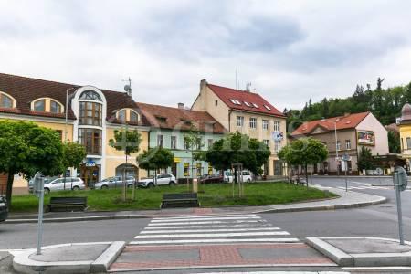Prodej stavebního pozemku, OV, 568m2, K Přístavišti 615, Praha 5 - Zbraslav