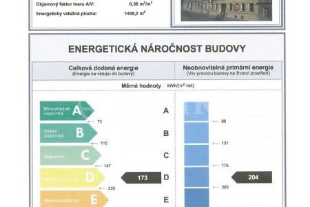 Prodej komerčního objektu, OV, 120m2, ul. Plzeňská 782/112, Praha 5 - Košíře