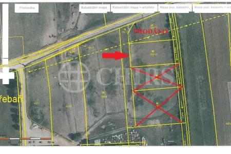Prodej pozemku, OV, 1067m2, Hlásná Třebaň, okr. Beroun