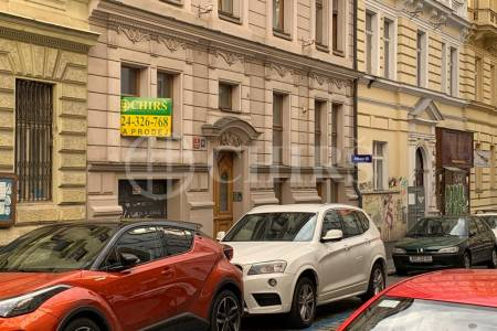 Prodej komerčního objektu 1+1, OV, 39m2, ul. Lublaňská 3/63, Praha 2 - Vinohrady