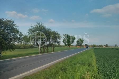 Prodej pozemku, OV, 9 525m2, Praha -  Křeslice