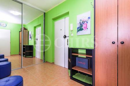 Pronájem bytu 1+kk/B, OV, 46m2, ul. Kodymova 2538/10, Praha 13 - Hůrka