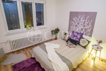 Prodej bytu 2+1/L, OV, 56 m2, ul. Africká 616/16, Praha 6 - Červený Vrch
