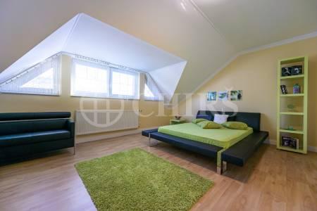 Prodej rodinné vily 7+1+příslušenství, 402m2, pozemek 1138m2, ul. Chrpová 648, Průhonice