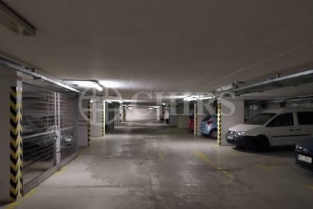 Prodej garážového stání, OV, ul. Petržílkova 2570/21, Praha 5 - Stodůlky