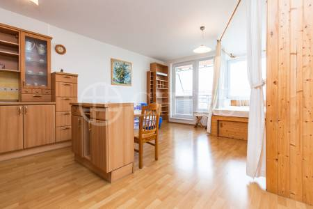 Pronájem bytu 1+kk, OV, 48 m2, ul. Symfonická 1426/5, Praha 5 - Stodůlky