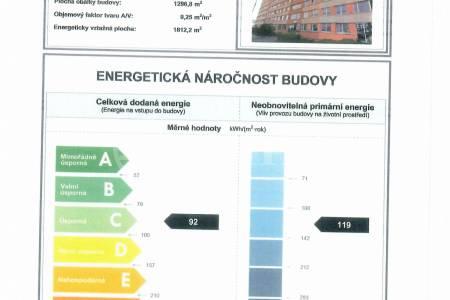 Pronájem bytu 3+kk, DV, 69m2, ul. Vokáčova 1182/4, Praha - 4 Michle