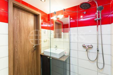 Pronájem bytu 1+kk, OV, 24m2, ul. Nad Kajetánkou 1445/29, Praha 6 - Břevnov