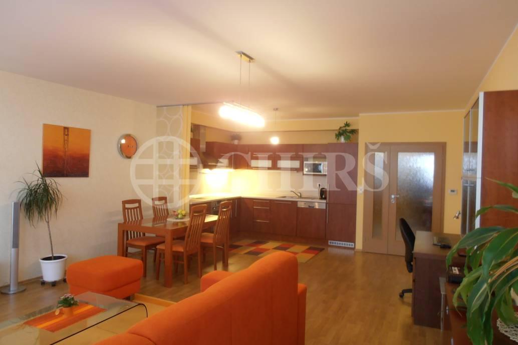Prodej bytu 3+kk/B/GS, OV, 87m2, ul. Melodická 1417/11, Praha 13 - Hůrka