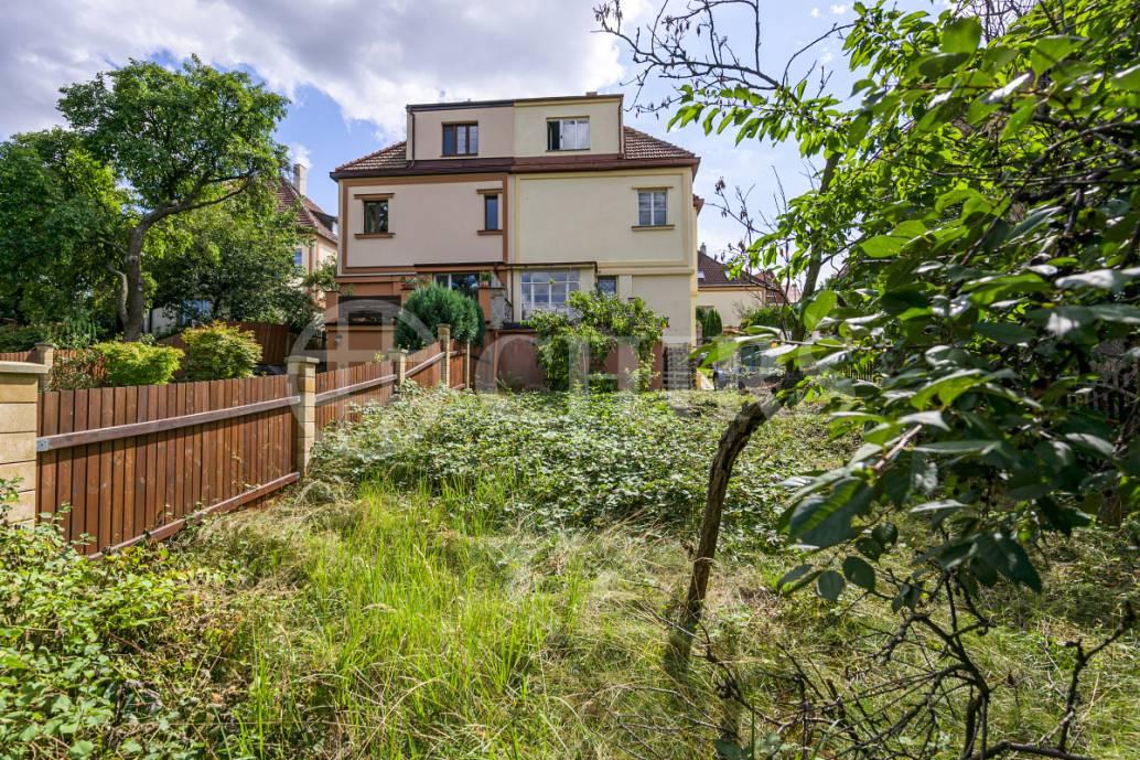 Prodej řadového domu, Na Klínku 8, Praha 6 - Střešovice
