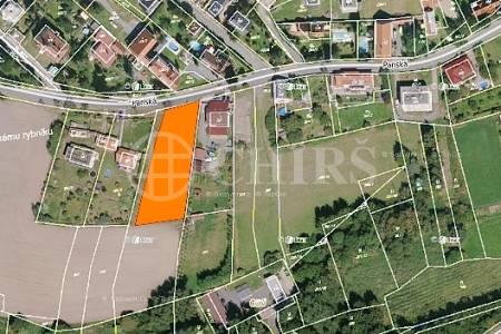Prodej stavebního pozemku 2002m2, Tehov u Říčan