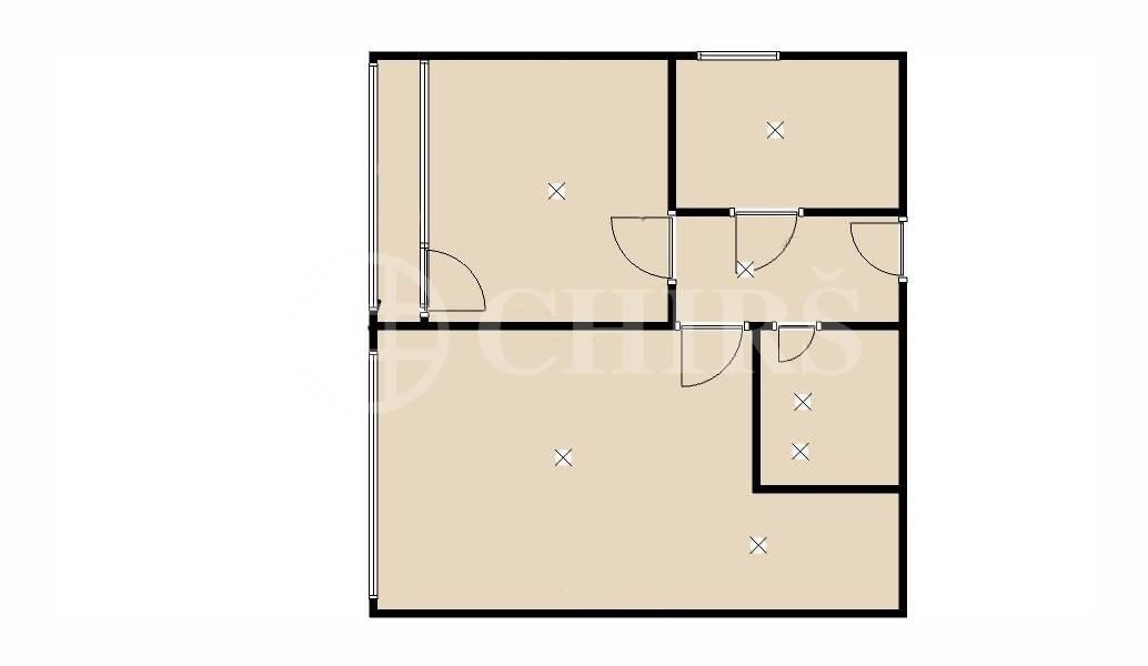 Prodej bytu 3+kk, DV, ul. Evropská 677/150, P-6 Vokovice