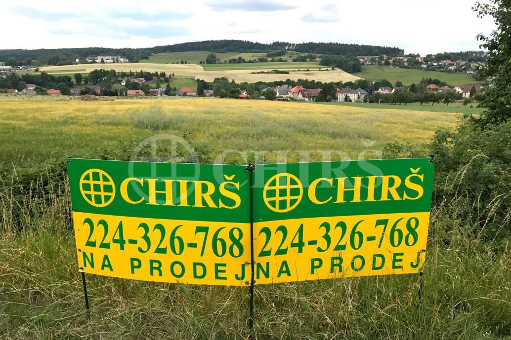 Prodej pozemku, OV, 2515m2, Zaječov – Kvaň, okres Beroun