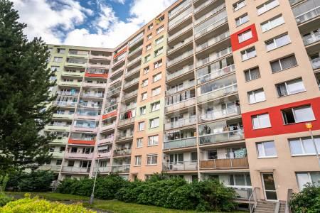 Prodej bytu 2+kk, DV, 44m2, ul. Trávníčkova 1768/13, Praha 5 - Stodůlky