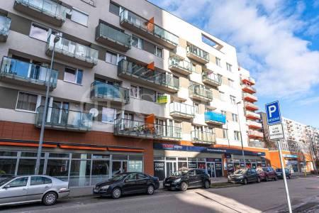 Pronájem bytu 2+kk s lodžií, OV, 56m2, ul. Petržílkova 2706/30, Praha 5 - Stodůlky
