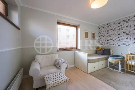 Prodej bytu 3+kk s terasou a garážovým stáním, OV, 79m2, ul Lanžhotská 474/2, Praha 5 - Zličín