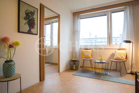 Prodej bytu 2+kk, 35,80 m2, OV, Laudova 1385/31, Praha 6